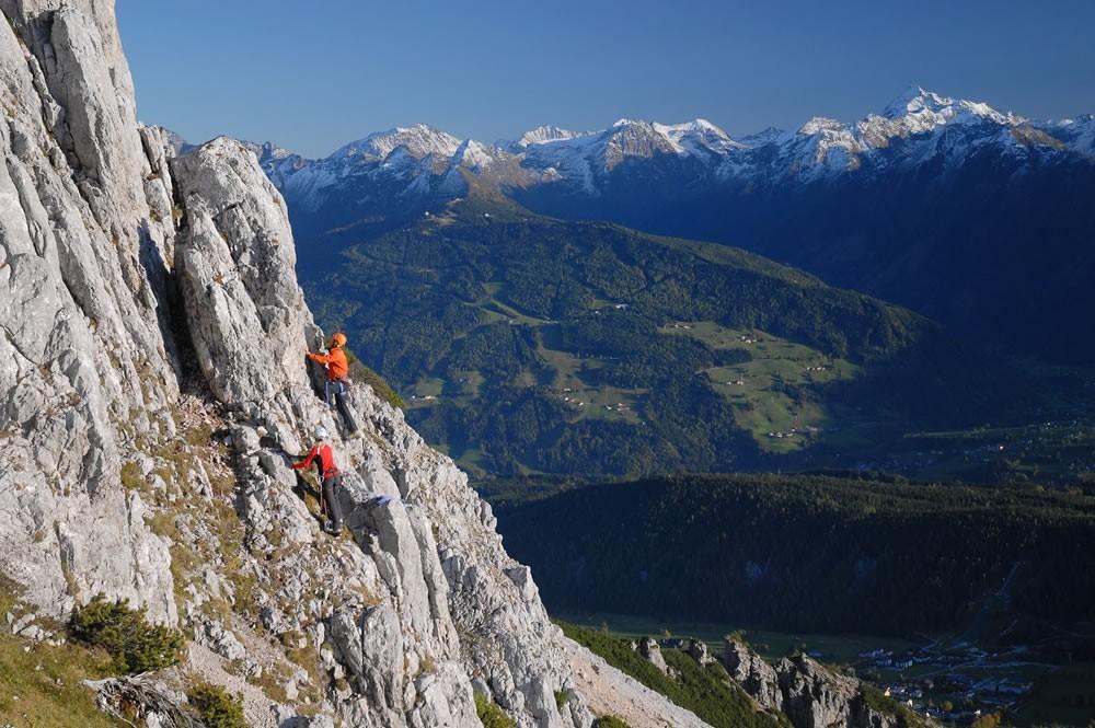 Klettersteig Dachstein : Bergfex ramsauer klettersteig tour steiermark